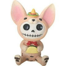 SUMMIT COLLECTION Furrybones Taco Signature Skeleton in Chihuahua Costume - $9.89