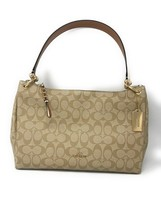 Coach F28966 MIA Shoulder Bag in Refined Pebble Leather - $149.65