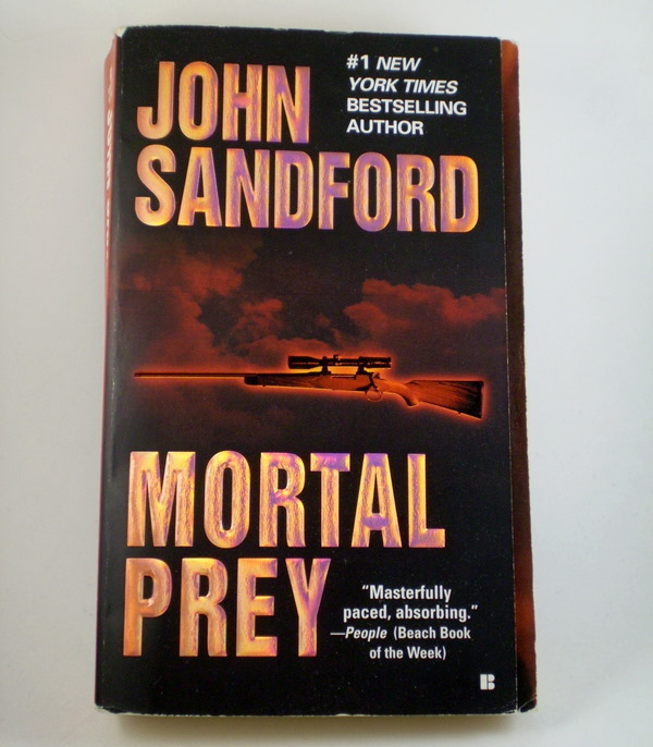 Mortal Prey by John Sandford (#13)