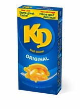 6 X Kraft DINNER ORIGINAL FULL SIZE 225g/ 7.9oz- Mac N Cheee- From Canad... - $16.78