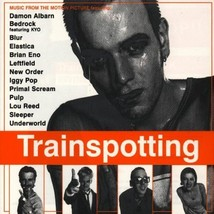 Trainspotting (Soundtrack) Cd (1996) Various Artists Ex Cond - $4.99