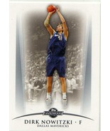 2008-09 Topps Hardwood Dirk Nowitzki Dallas Mavericks - $2.25