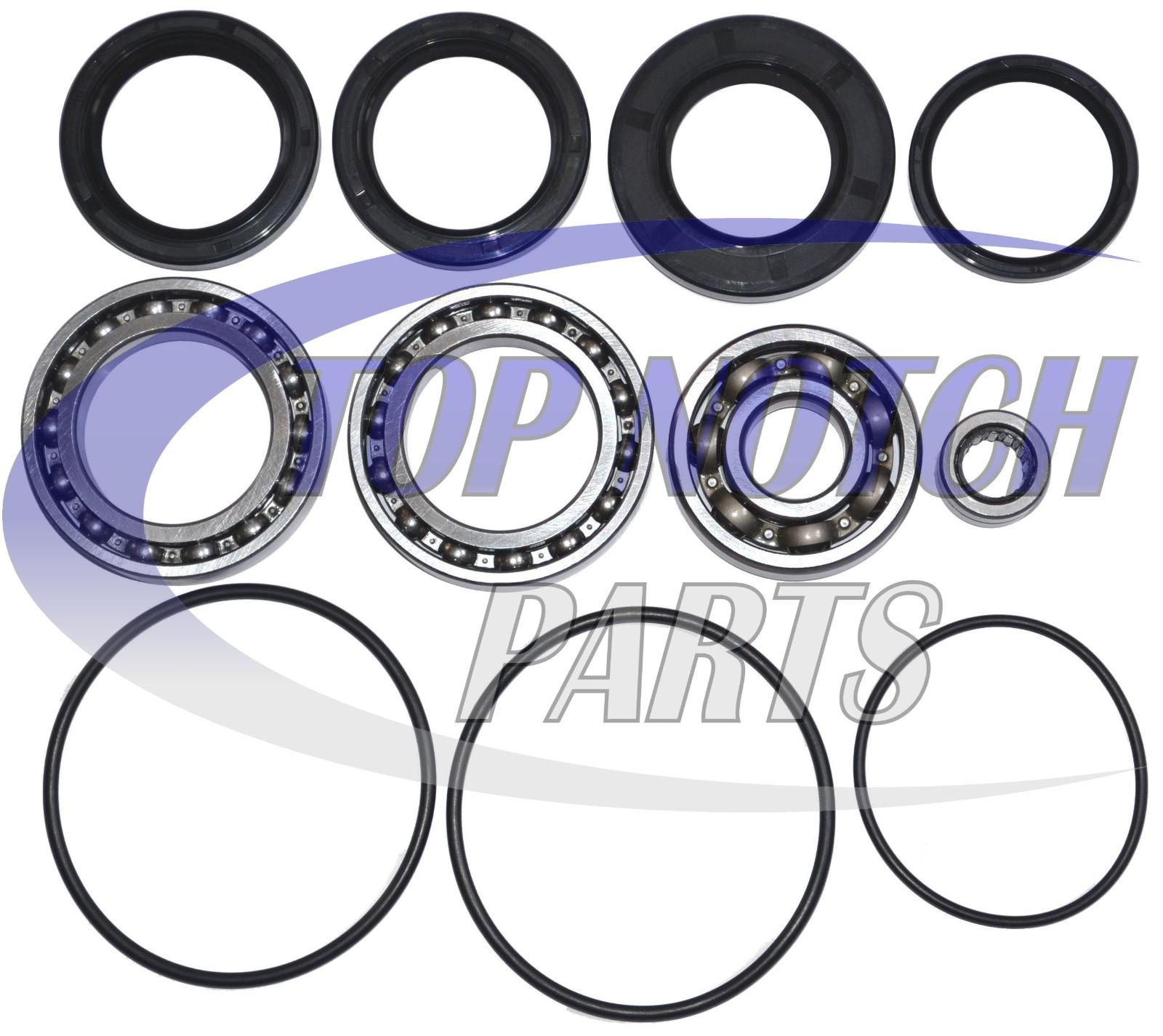 Honda Fourtrax TRX300FW Rear Differential Ring Pinion Gear /& Bearing 1988-2000