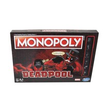 Hasbro Monopoly Game: Marvel Deadpool Edition - $49.29