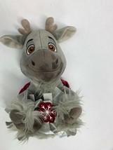 "Disney Babies Frozen Baby Sven Reindeer Plush 10"" Swaddle Blanket plush - $13.12"