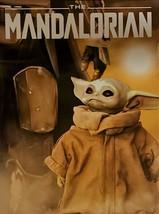 Disney Star Wars Mandalorian Baby Toddler Blanket - $18.53