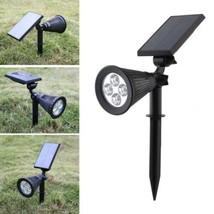 MVPower Lampe solaire LED Blanc froid spot lampe jardin extérieur étanch... - $25.92