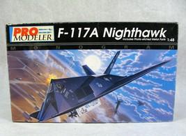 Monogram Pro Modeler F-117A Nighthawk Stealth Bomber Airplane Model Kit! New - $39.59