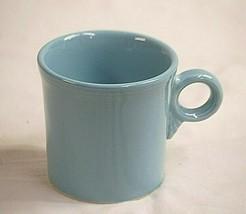 "Fiesta Periwinkle Blue by Homer Laughlin 3-1/2"" Coffee Mug Hot Chocolate Cup - $19.79"