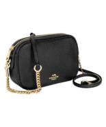 Coach coach Camera Bag pebble leather free shipping - $199.00