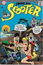 Swing With Scooter Comic Book #5 DC Comics 1967 VERY FINE/NEAR MINT - $63.75