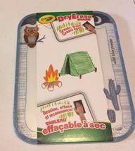 NEW Crayola Dry Erase Board - $7.57