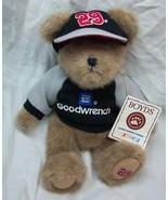 "Boyds Nascar Series #29 KEVIN HARVICK TEDDY BEAR 10"" Plush STUFFED ANIMA... - $24.74"