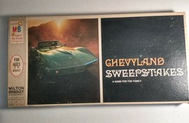 Vintage Chevyland sweepstakes Board Game - $29.70