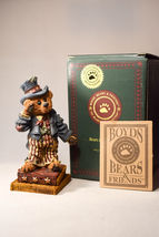 Boyds Bears: Uncle Elliot - The Head Bean Wants You - 195962 - Special Edition image 9