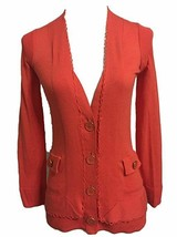 New Anthropologie Leifsdottir Cardigan Sweater Size S 4 6 * - $69.25