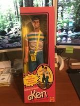 1983 Mattel Great Shape Ken Barbie Doll #7318 NIB - $42.95