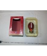 2000 Hallmark Recuerdo Ornamento NFL Cleveland Browns NFL Colección Fútb... - $39.59