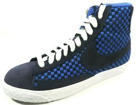 Nike Blazer Mid Woven Men's Basketball Casual Sneakers 555093 400/600 Ra... - $59.99+