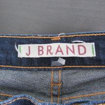 J Brand Jeans Womens 28 Skinny Ink C37 image 3