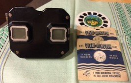 Vintage Sawyer's View master w/ Reels 1940s - $15.88
