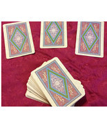 FREE W $49 NEW LOVE 3 CARD TAROT READING PSYCHIC 97 yr old Witch Cassia4... - $0.00