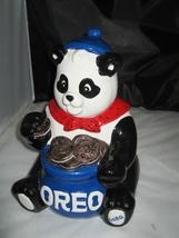 Nabisco Classic Collection Oreo Panda Bear Cookie Jar  - $25.00
