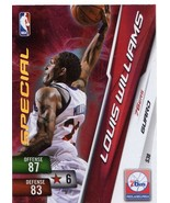 2011 Panini XL Special Louis Williams Philadelphia 76ers - $2.00
