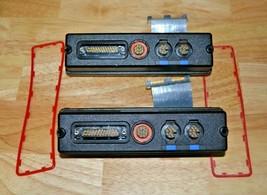 Lot of 2 Motorola PMUN1036D  TIBS   04 /05 with flex cables    XTL2500 ,... - $75.99