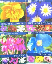 5 Gardening Garden Books~Spring Flower Gardener~Burpee - $12.97