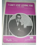 I Can't Stop Loving You - Gibson - Vocal Solo with Piano - $5.00