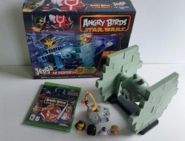 Angry Brids: Star Wars XBOX ONE + Angry Birds: Star Wars JENGA Tie-Fight... - $59.95