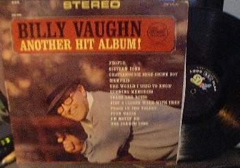 292 billy vaughn another hit album