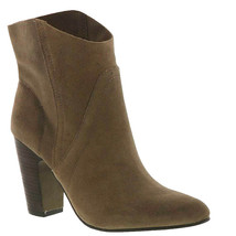 Vince Camuto Creestal Suede Ankle Boots Bedrock, Size 6 M - £37.78 GBP