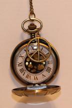 Harry Potter Style Steambunk Pocket Watch - $17.50