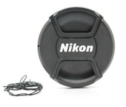 72mm Snap-On Camera Front Lens Cap Cover for Nikon DSLR Cameras /Free USPS - $3.99