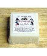 Gardenia Soap & Perfume Oil Handmade by Berrysweetstuff.com HANDMADE - $10.25