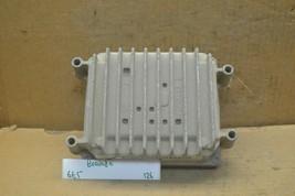 03-04 Oldsmobile Bravada  Engine Control Unit ECU 12574976 Module 126-6e5 - $23.19