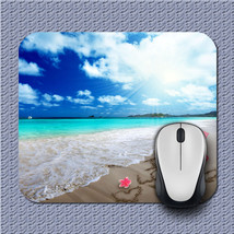 Beach With Love Mouse pad New Inspirated Mouse Mats Ac8 - $6.99