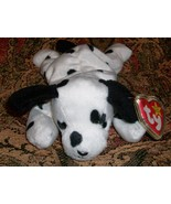 Dotty the Dalmatian TY Beanie Baby Style 4100 with Tag   Like New Condtion - $3.95