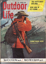 (12) 1958 Outdoor Life MAGAZINES-JANUARY-DECEMBER;FISH,HUNT,TRAP,SHOOT,SKEET image 1
