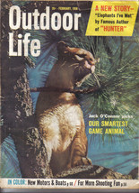 (12) 1958 Outdoor Life MAGAZINES-JANUARY-DECEMBER;FISH,HUNT,TRAP,SHOOT,SKEET image 2