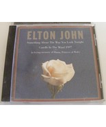 Elton John CD, Candle in the Wind 1997 - $2.99