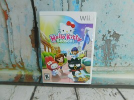 Hello Kitty Seasons (Nintendo Wii, 2010) No Manual  - $4.94