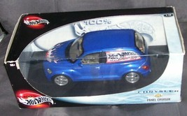 100% Hot Wheels CHRYSLER PANEL CRUISER NIB 1:18 Scale 2001 - $24.96