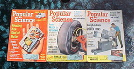 28 ISSUES POPULAR SCIENCE- 1962-1971-CARS,BOATS,MACHINES,SHOP SHORT CUT S& TIPS image 2