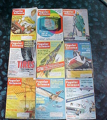 28 ISSUES POPULAR SCIENCE- 1962-1971-CARS,BOATS,MACHINES,SHOP SHORT CUT S& TIPS image 6