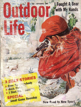 (4) 1960 Outdoor Life MAGAZINES-MARCH,SEPTEMBER,NOVEMBER,DECEMBER-HUNT,FISH,TRAP image 3