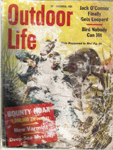 (4) 1960 Outdoor Life MAGAZINES-MARCH,SEPTEMBER,NOVEMBER,DECEMBER-HUNT,FISH,TRAP image 4