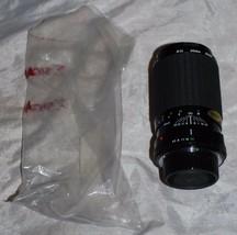 Minolta Sigma Multi Coated Zoom Lens f = 80 ~ 200 mm 1:4.5 ~ 5.6 Sigma 52mm zoom - $33.65